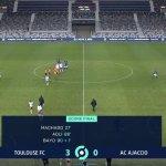 Victoire 3 à 0 du TFC face à Ajaccio: Le réalisme et la ténacité de Toulouse ont fait la différence