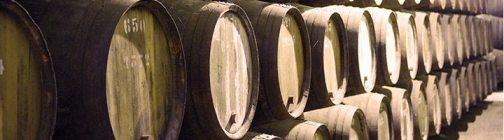 2011 Port Declaration - Port wine barrels - Lea and Sandeman