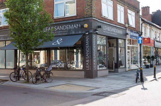 Lea and Sandeman Wine Merchants - Chiswick