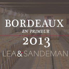 2013 Bordeaux En Primeur Feature