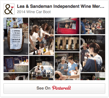 Lea & Sandeman Pinterest