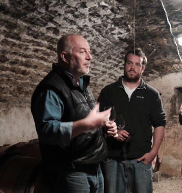 Domaine de la Douaix - Mark and Gilles Moustie