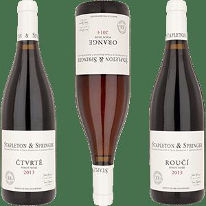 Stapleton & Springer Pinot Noirs