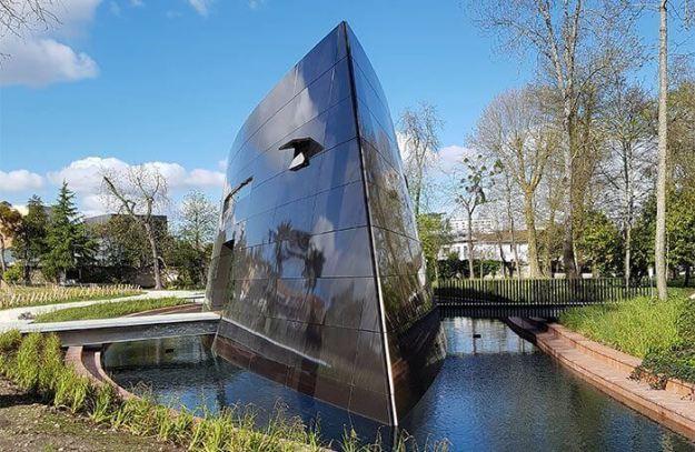 ...or a fantastical submarine?...