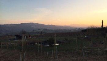 Rhone Valley Sunset