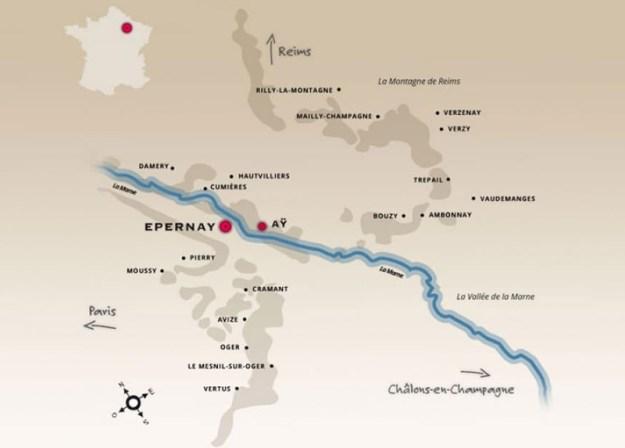 Vineyard maps