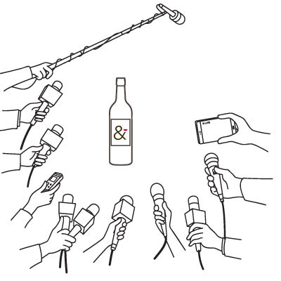 Wine and Microphone