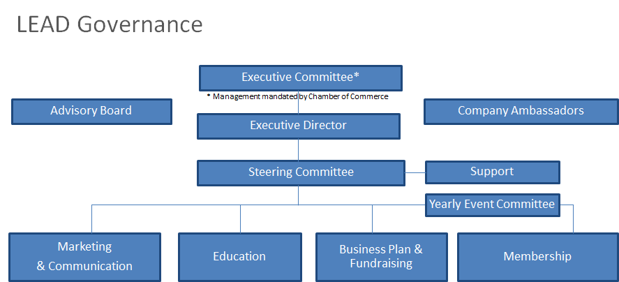 LEAD Governance