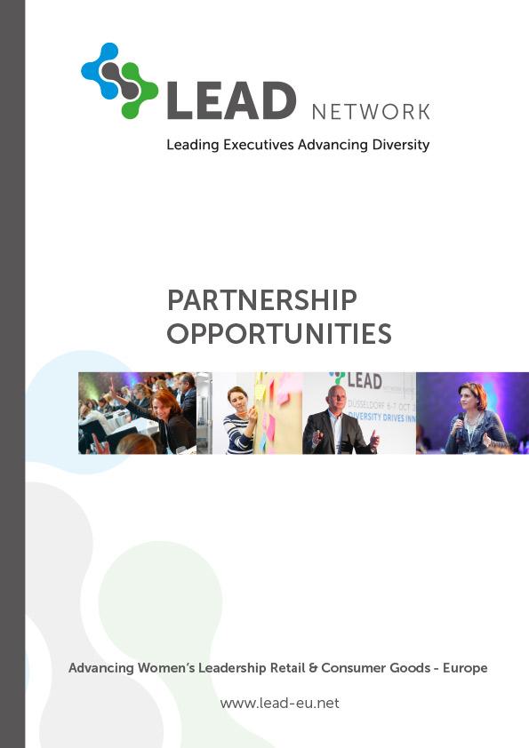 LEAD Network partner opportunities brochure-2018