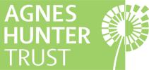 Logo of the Agnes Hunter Trust