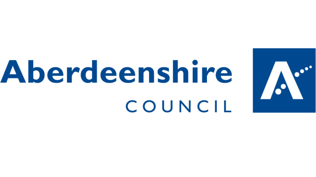 Image of Aberdeenshire Council logo