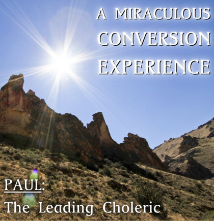 A Miraculous Conversion Experience