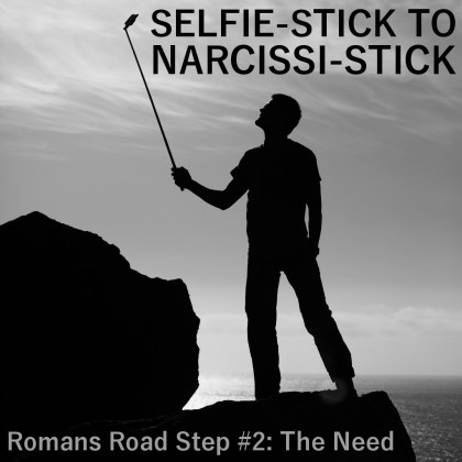 Selfie-Stick to Narcissi-Stick