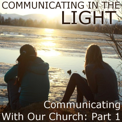 Communicating In The Light