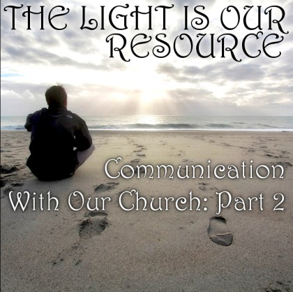 The Light Is Our Resource