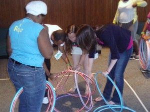 team building exercises for students