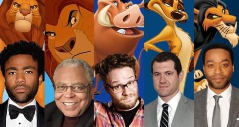 Image result for lion king cast