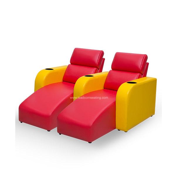 kids cinema sofa seat leadcom seating