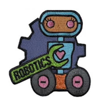 Robotics Fun Patch