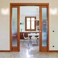 Eclisse Sliding Double Cavity Door System