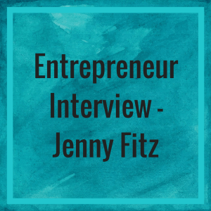 Entrepreneur Interview - Jenny Fitz