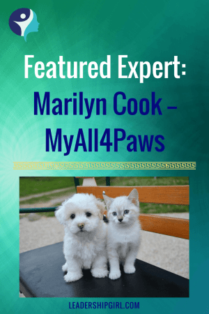 Featured Expert Marilyn Cook