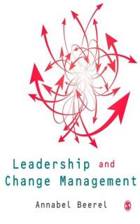 Book Cover - Leadership and Change Management