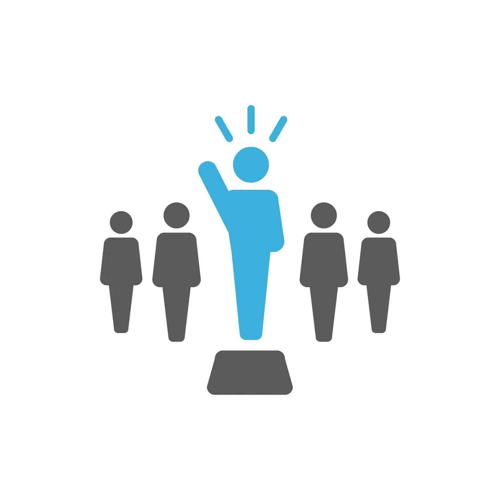 icon: 5 Strategies to Lead Without Authority (Grainger, Kotterinc.com)