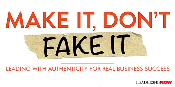 Make It Dont Fake It