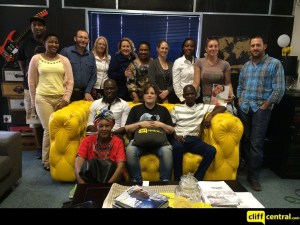 SME owners live on CliffCentral.com every Monday - 13h00 - 14h00.