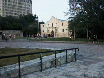 Remembering your Alamo