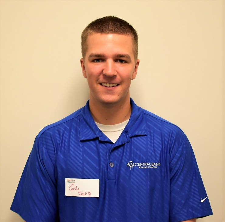 Cody Selig - Central Bank