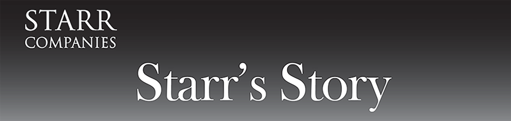 LEADERS Interview with Maurice R. Greenberg, Starr Companies