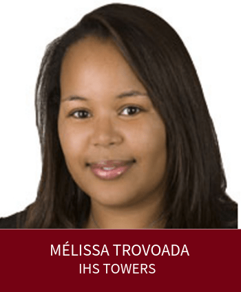 MÉLISSA TROVOADA, Legal Counsel IHS Towers and Leaders Plus Fellow