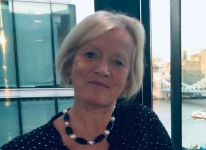 Geraldine Strathdee, NHS England, Leaders With Babies Podcast