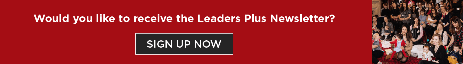 Would You Like to Receive the Leaders Plus Newsletter