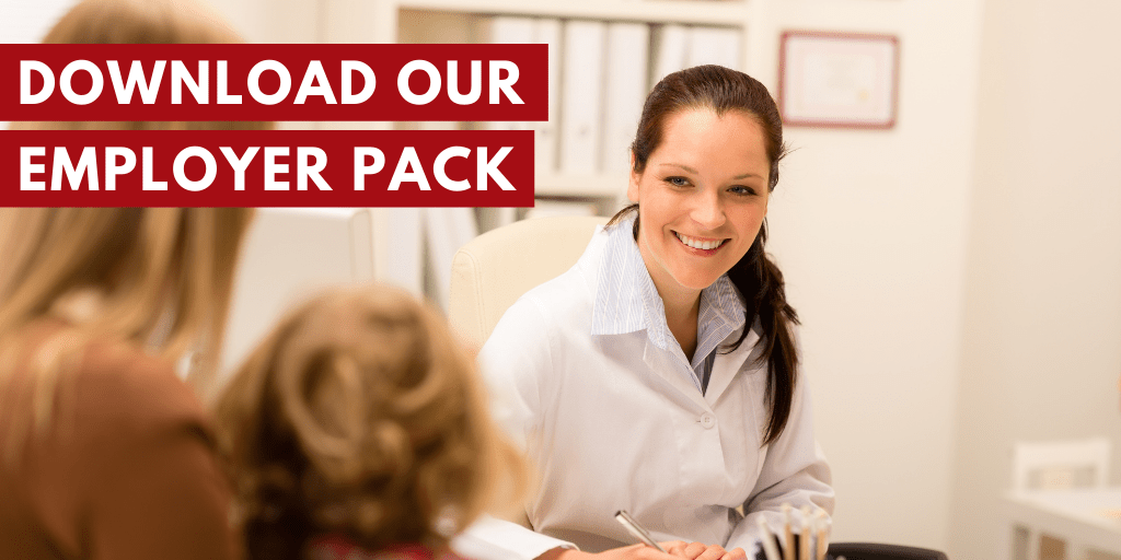 Download our Employer Pack