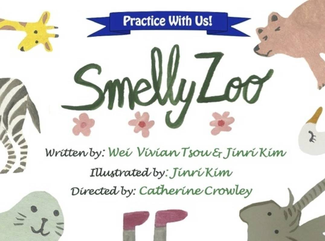 Smelly Zoo Cover