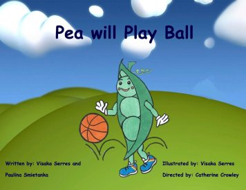 Pea Will Play Ball Cover