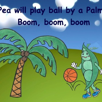 Pea Will Play Ball Page 6