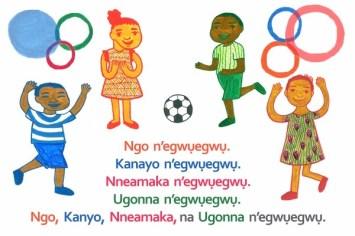 Ngo, Kanayo, Nneamaka, na Ugonna Page 5