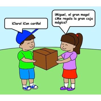 La Gran Caja Mágica Page 15