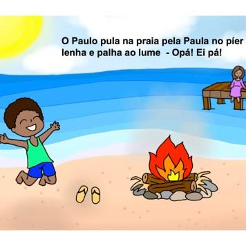 Paulo Na Praia Page 11