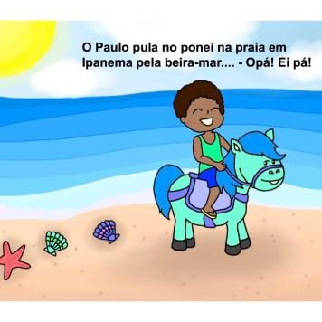 Paulo Na Praia Page 14