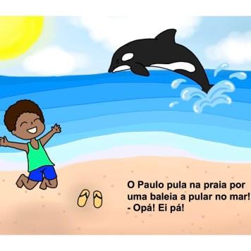 Paulo Na Praia Page 3