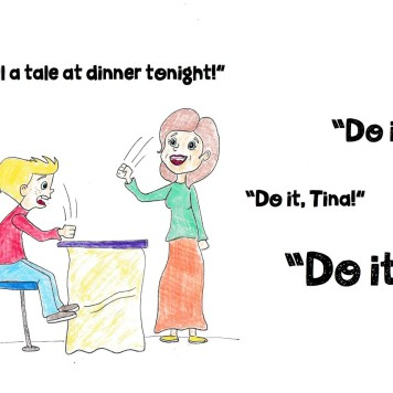 Talented Waiter Tina Page 8