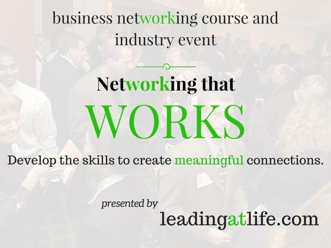 Networking that Works