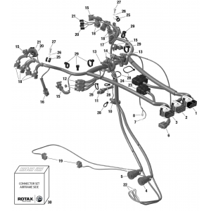 912iS Series Wiring Harness