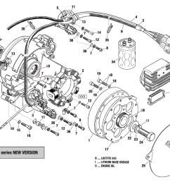 912 u0026 914 series magneto ducati energia wiring diagram  [ 2376 x 1776 Pixel ]