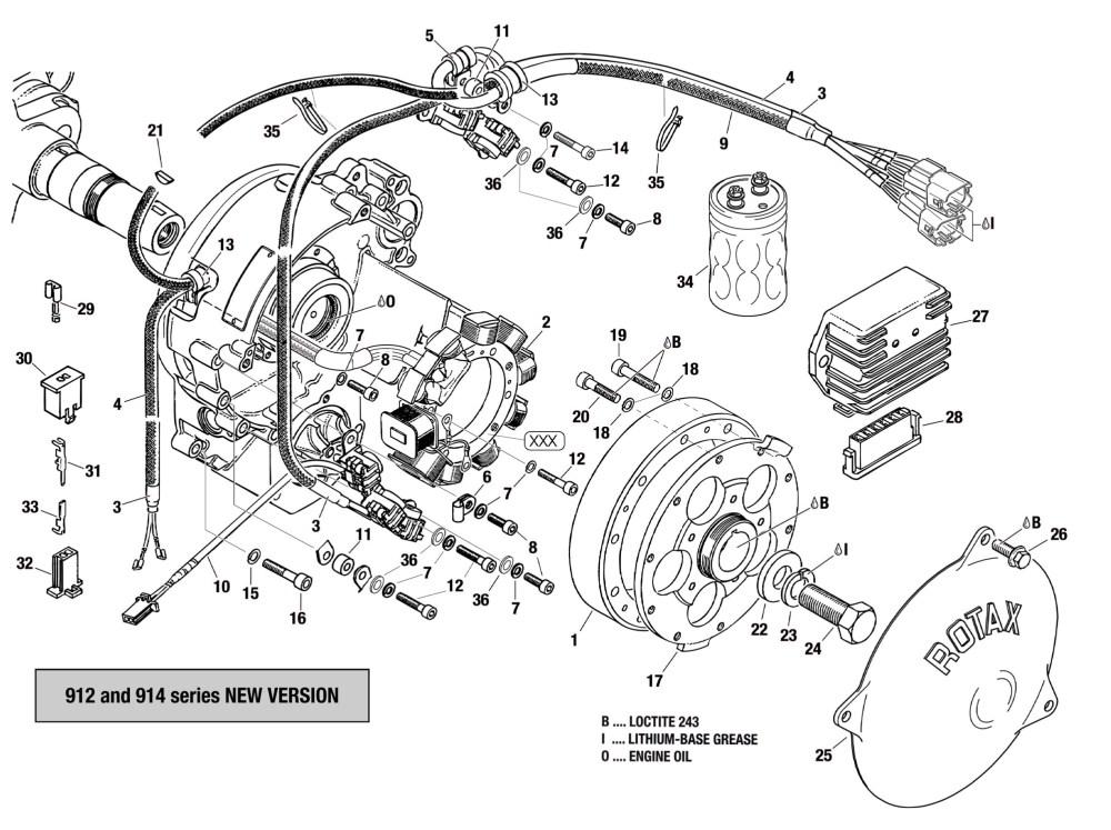 medium resolution of 912 u0026 914 series magneto ducati energia wiring diagram